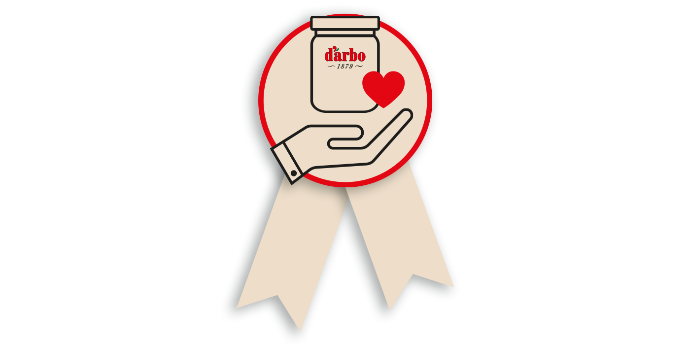 Darbo is the most trusted food brand