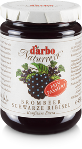 Darbo - Blackberry and blackcurrant