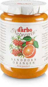 Darbo - Sea buckthorn and orange